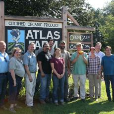 Atlas Farm Tour