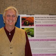 Dr. Frank Drummond, Univ Of Maine presents updates in honeybees