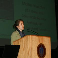 Mollie Freilicher discusses Champion Trees in MA