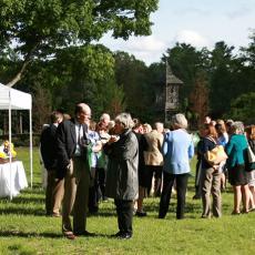 MA 4-H Foundation 60th anniversary reception
