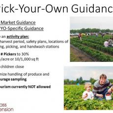 2020 Twilight meeting slide -MDAR guidance on pick-you-own
