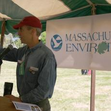 Will Snyder, Coordinator of MA Envirothon