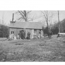 Mt. Toby Sugarhouse 1913