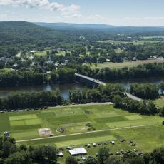 Turf Field Day 2017: July 26 was a beautiful day to visit the UMass Joseph Troll Turf Research Center