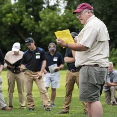 Turf Field Day 2021: Extension Specialist Randy Prostak spoke about applying situational awareness for effective crabgrass control.