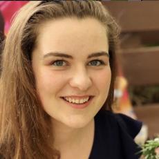 Summer Scholar 2020 Louisa Bachman