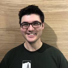 CAFE 2020 summer scholar Ralph Ferrigno