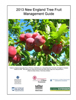 2013 New England Tree Fruit Management Guide