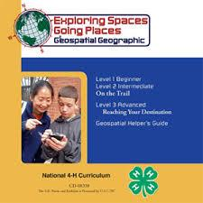 Exploring Spaces Going Places Curriculum Cover Image