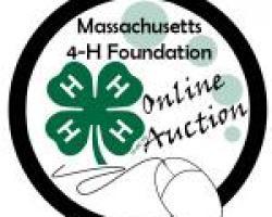 Mass 4-H Online Auction logo