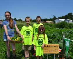 Belchertown 4-H Community Garden