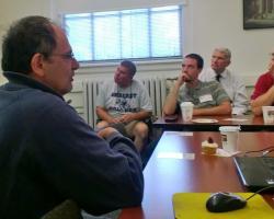 Slovenian Professor Bozic discusses pollinators and World Bee Day