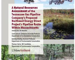 Cover of Pipeline Assessment document