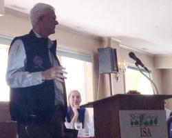 H. Dennis P. Rayn receives new award