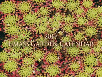 UMass Extension's 2017 Garden Calendar