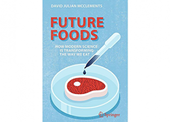 "Cover of ""Future Foods"""