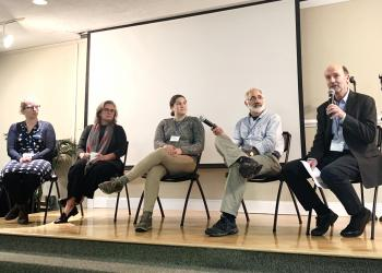 Mass ECAN panel field questions during Urban Ecosystems Resilience session