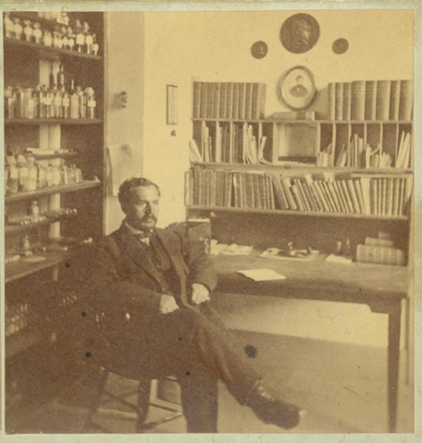 Professor Charles A. Goessmann