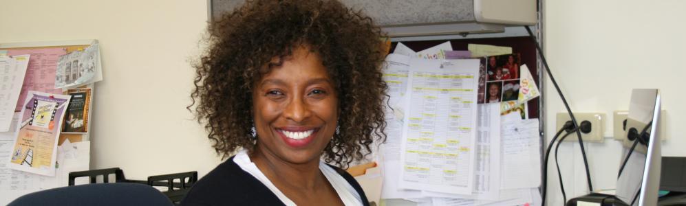 Lindiwe Sibeko, extension assistant professor in nutrition