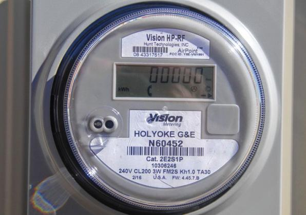Holyoke gas and electric gauge