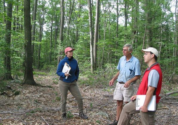 environmental conservation - recording data