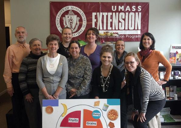 UMass Extension Nutrition Education Raynham staff
