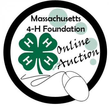 4-H Foundation Auction Logo