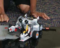 4-H Robotics camp