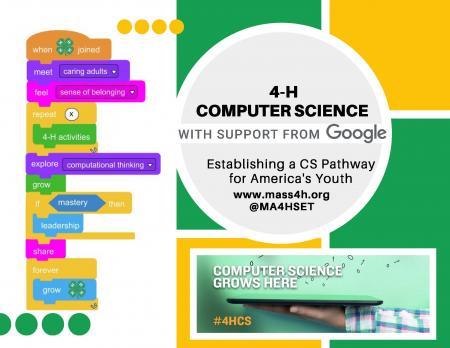 Computer Science Postcard