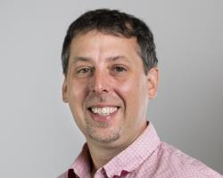 David Boutt, awarded top international lectureship