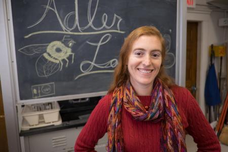Lynn S. Adler, UMass professor of biology