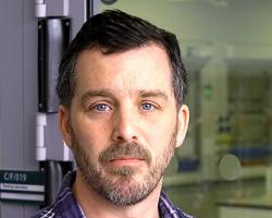 Rick Peltier of UMass Amherst's Department of Environmental Health Sciences