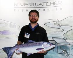 Riverwatcher exhibitor