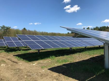 Solar Array, Sunderland, MA