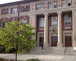 Stockbridge Hall, UMass Amherst campus