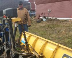Used farm equipment for sale from UMass Farms