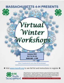 Winter Forum Flyer