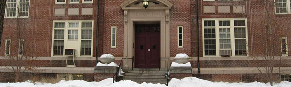 UMass French Hall