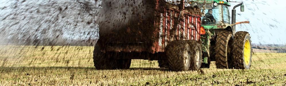 Hagedoorn manure spreader