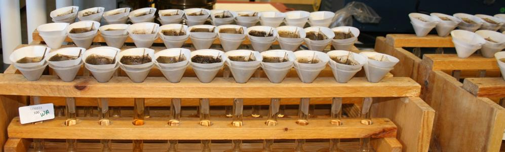 Soil and plant nutrient testing laboratory recommended for Soil and plant lab