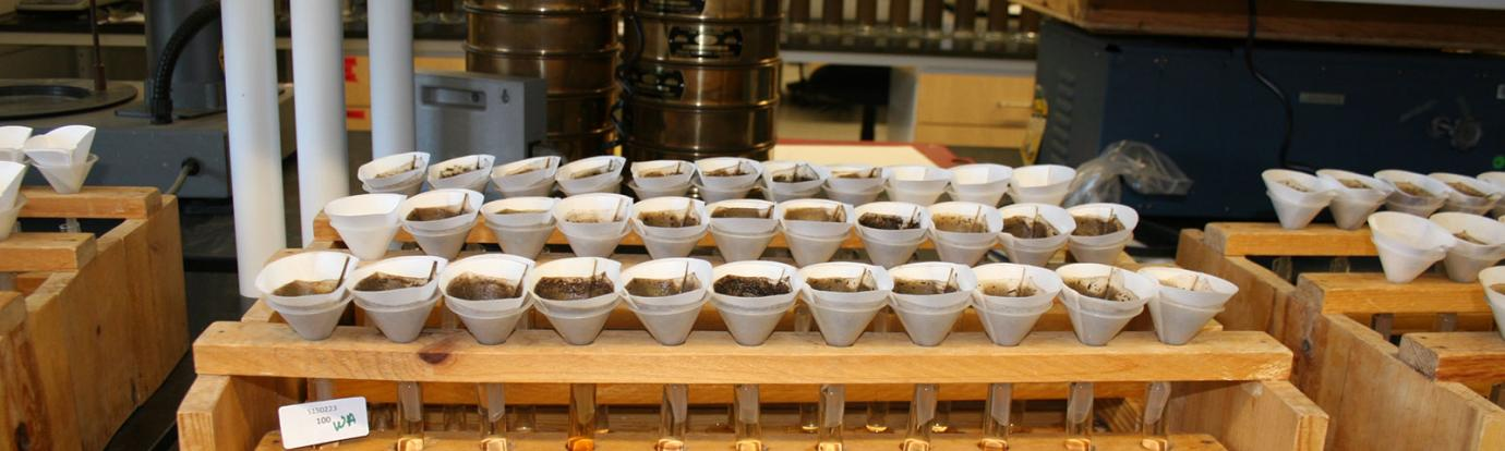 Soil and Plant Nutrient Testing Laboratory