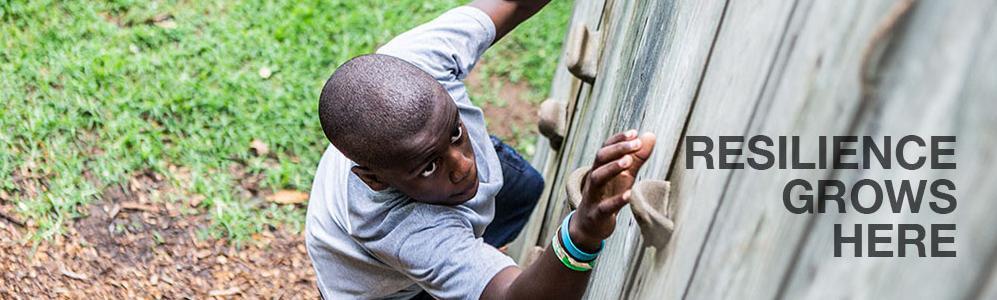 Mass 4-H - climbing wall